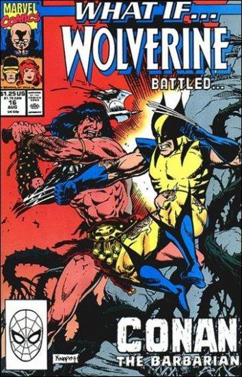 WHAT IF... VOL 2 #16 VF/NM (1989)