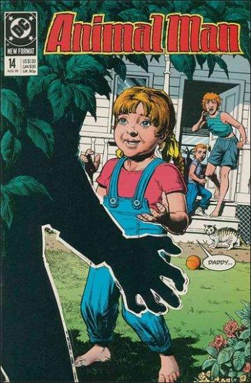ANIMAL MAN #14 VF/NM (1988)