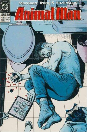 ANIMAL MAN #20 VF/NM (1988)