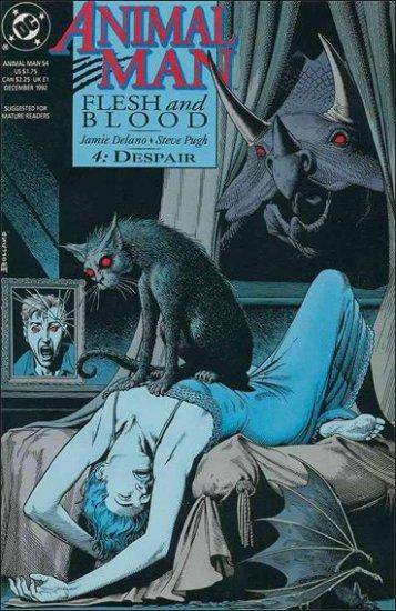 ANIMAL MAN #54 VF/NM (1988)