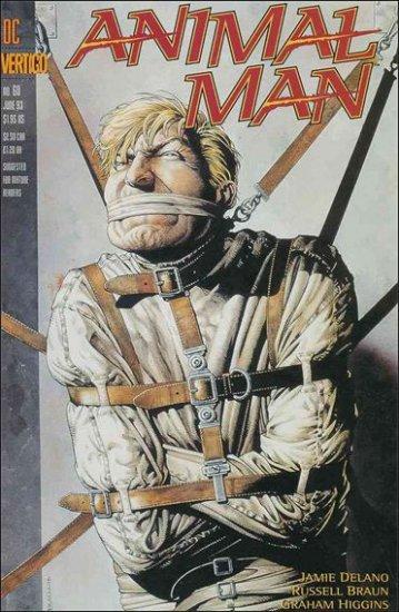 ANIMAL MAN #60 VF/NM (1988) *VERTIGO*