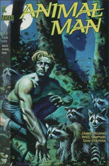 ANIMAL MAN #64 VF/NM (1988) *VERTIGO*