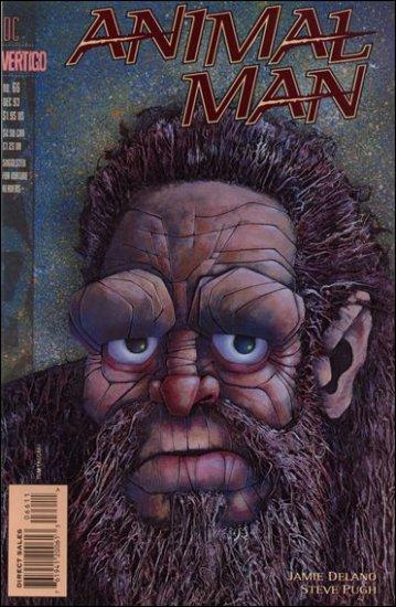 ANIMAL MAN #66 VF/NM (1988) *VERTIGO*