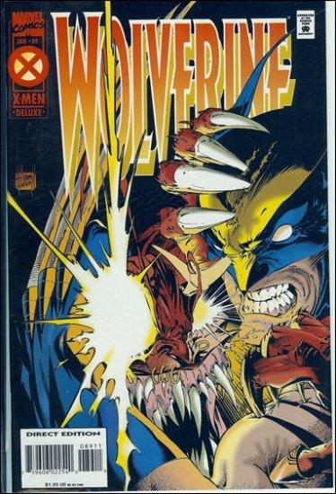 WOLVERINE #89 VF/NM (1988)