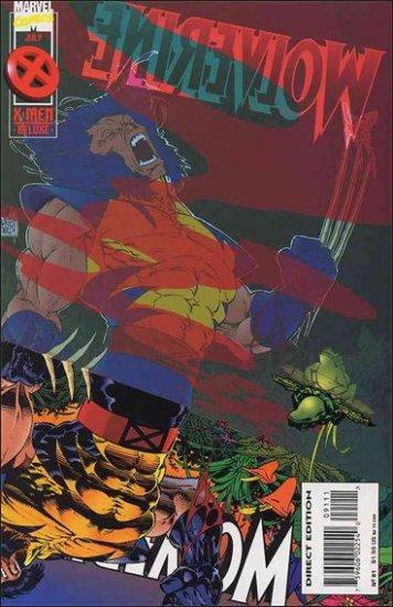 WOLVERINE #91 VF/NM (1988)