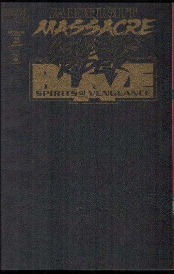 GHOST RIDER/BLAZE: SPIRITS OF VENGEANCE #13 VF/NM