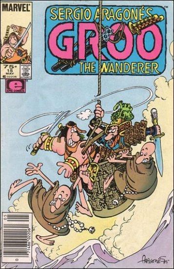 GROO #15(1985)