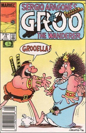 GROO #18(1985)
