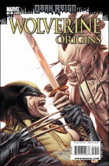 WOLVERINE ORIGINS #35 VF+ (2009)