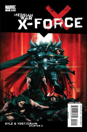 X-FORCE #14 NM (2009)