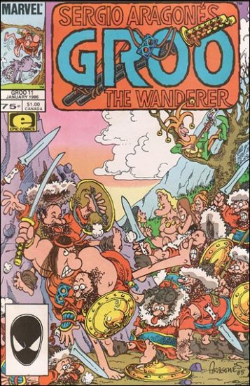 GROO #11 (1985)