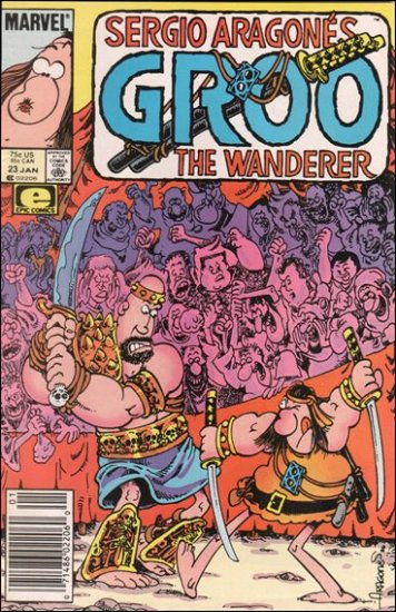 GROO #23 (1985)