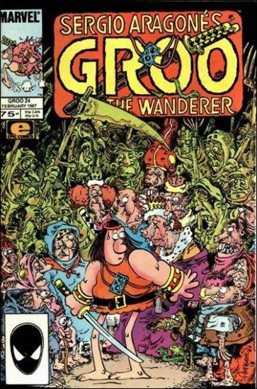 GROO #24 (1985)