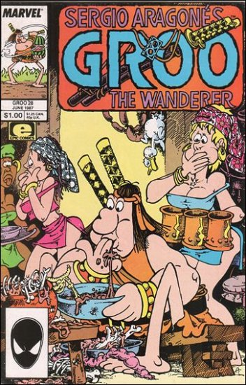 GROO #28 (1985)