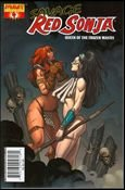 "SAVAGE RED SONJA #4 CHO ""A"" COVER"