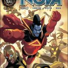 NOVA #24 NM (2009) *WAR OF KINGS*