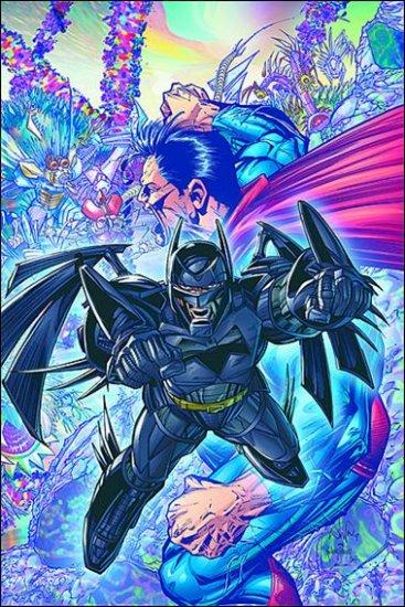 SUPERMAN BATMAN # 59 NM (2009)