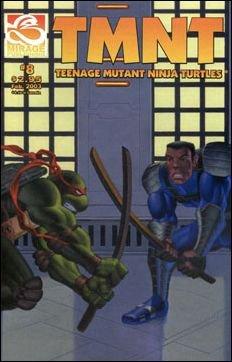 TEENAGE MUTANT NINJA TURTLES VOL 4 #8 *MIRAGE*