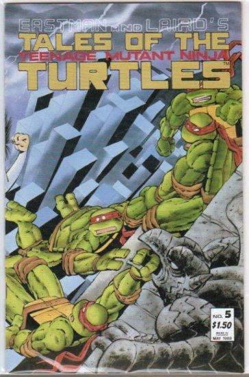 TALES OF THE TEENAGE MUTANT NINJA TURTLES #5(1987)