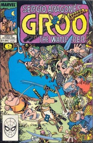 GROO #44 (1985) VF/NM