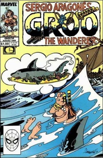 GROO #54 (1985) VF/NM