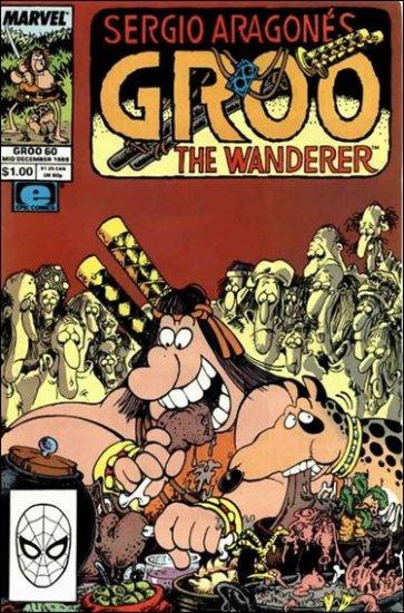 GROO #60 (1985) VF/NM