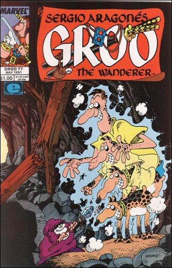 GROO #77 (1985) VF/NM