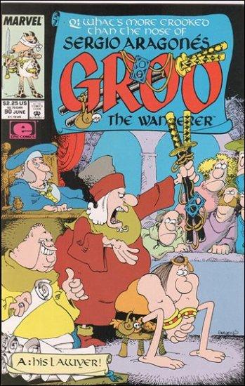 GROO #90 (1985) VF/NM