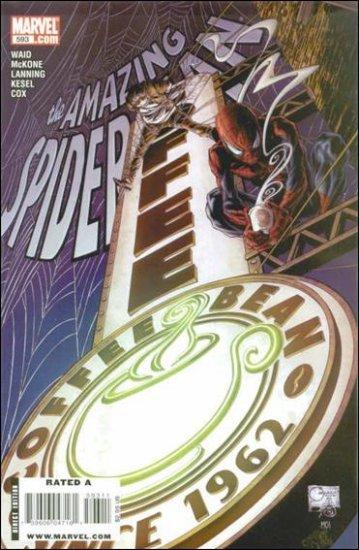AMAZING SPIDER-MAN #593 NM (2009)
