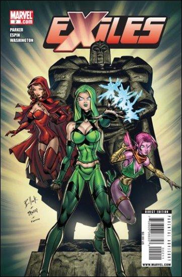EXILES #2 NM (2009)