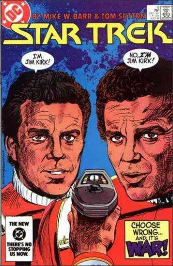 STAR TREK  #6  VF/NM (1984)