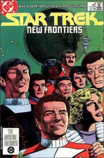 STAR TREK  #9  VF/NM (1984)