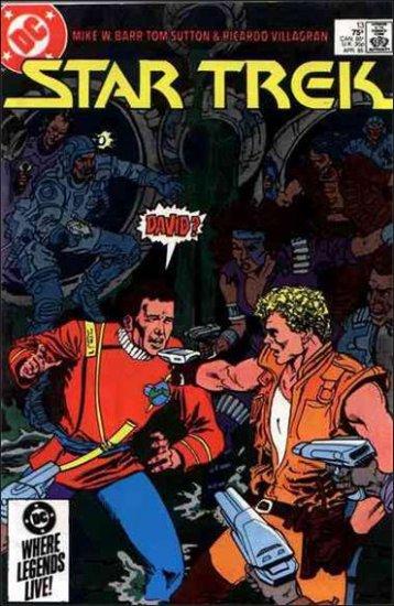 STAR TREK  #13  VF/NM (1984)