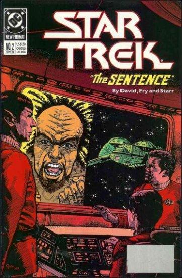 STAR TREK  #2 VF/NM (1989)