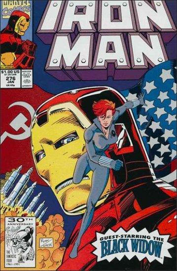 IRON MAN #276 VF/NM (1968)