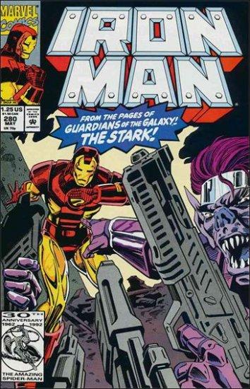 IRON MAN #280 VF/NM (1968)