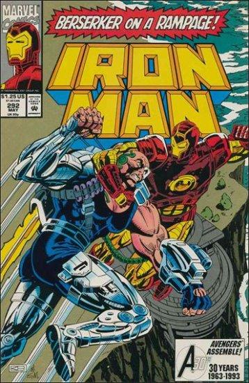 IRON MAN #292 VF/NM (1968)