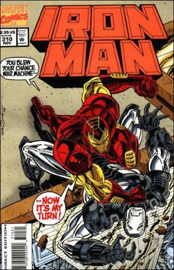 IRON MAN #310 VF/NM (1968)