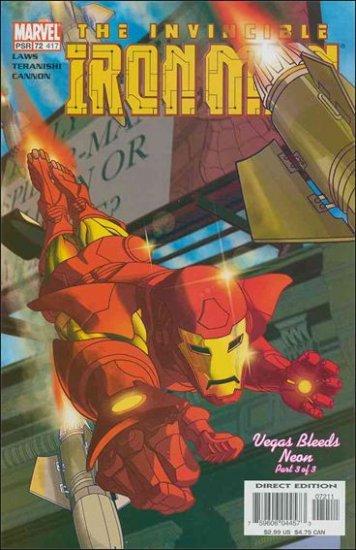 IRON MAN #72 VF/NM (1998)