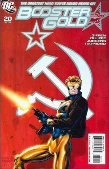 BOOSTER GOLD #20 NM (2009)