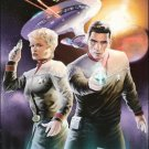 "STAR TREK NEW FRONTIER #1 ""A"" NM (2008)"