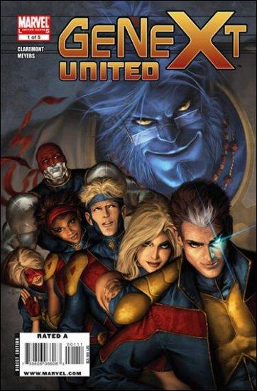 GENEXT UNITED #1 NM (2009)