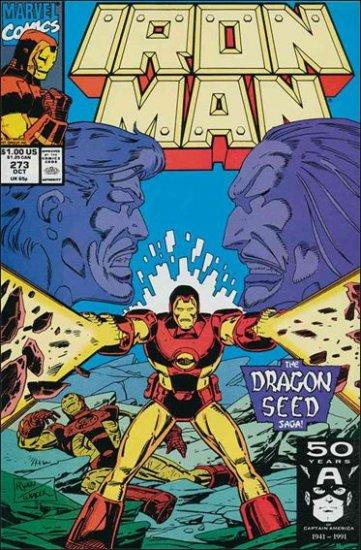 IRON MAN #273 VF/NM (1968)