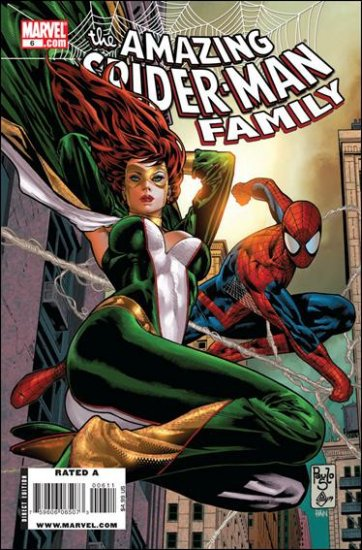 SPIDER-MAN FAMILY #6 NM (2008)