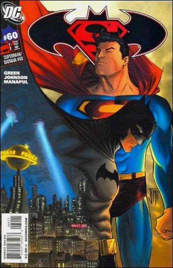 SUPERMAN BATMAN #60 NM (2009)