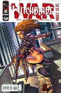 WITCHBLADE #127 NM (2009) 'B' COVER
