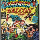CAPTAIN AMERICA #173 VG/FN (1968 VOL) *CAPTAIN AMERICA & THE FALCON W/ X-MEN*