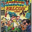 CAPTAIN AMERICA #173 VG/FN (1968 VOL) *CAPTAIN AMERICA & THE FALCON W/ X-MEN*