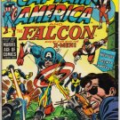 CAPTAIN AMERICA #173 F/VF (1968 VOL) *CAPTAIN AMERICA & THE FALCON W/ X-MEN*