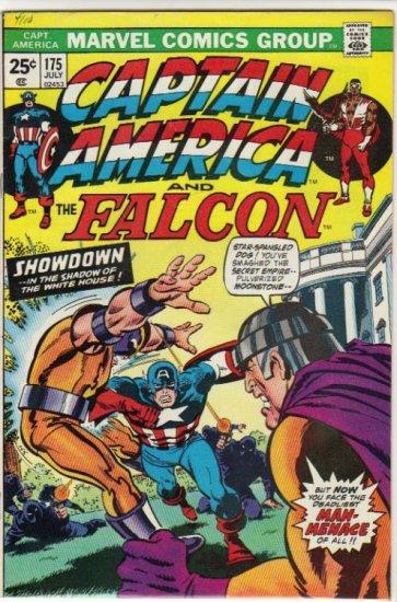 CAPTAIN AMERICA #175 F/VF (1968 VOL) *CAPTAIN AMERICA & THE FALCON*